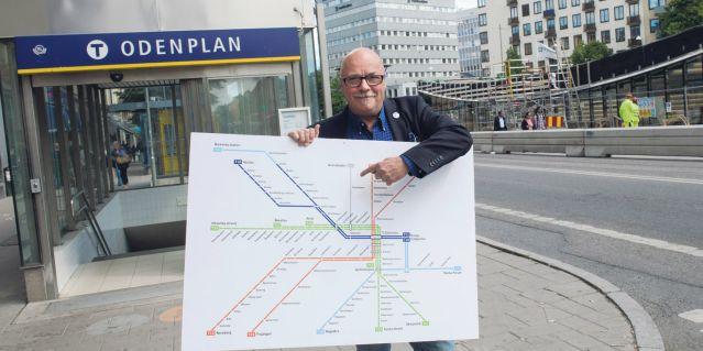 """""""Jag hoppas vi får in många kreativa förslag"""", säger trafiklandstingsrådet Christer G Wennerholm (M)."""